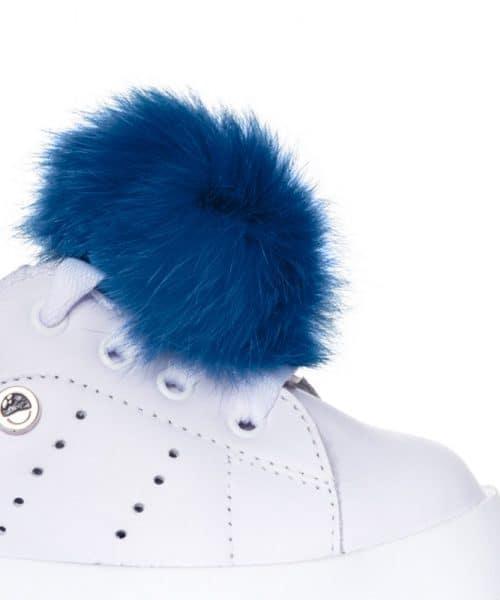 bolitas azules